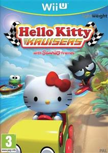 Hello Kitty Kruisers Nintendo Wii U