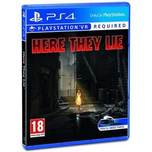 Here They Lie VR (PSVR) PS4