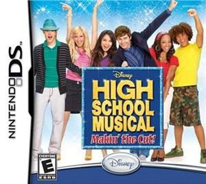 High School Musical: Makin' The Cut Nintendo Ds
