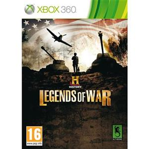 History Legends of War Xbox360