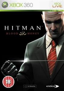 Hitman Blood Money Xbox360