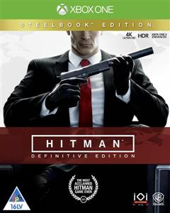 Hitman Definitive Steelbook Edition Xbox One