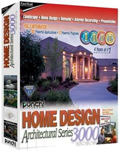 Home Design Architectural Series 3000 Pc