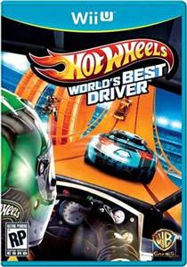 Hot Wheels World's Best Driver Nintendo Wii U
