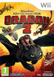 How To Train Your Dragon 2 Nintendo Wii