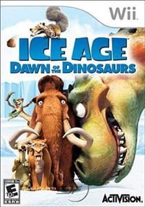 Ice Age 3 Dawn of the Dinosaurs Nintendo Wii