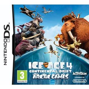 Ice Age 4 Continental Drift Nintendo Ds
