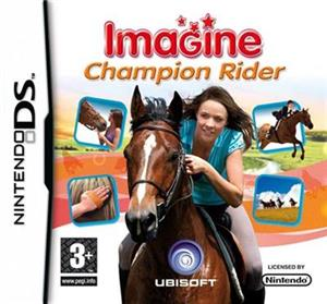 Imagine Champion Rider Nintendo Ds
