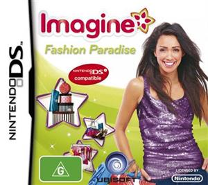 Imagine Fashion Paradise Nintendo Ds