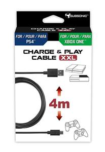 Incarcator Cablu Subsonic Play And Charge PS4 Xbox One