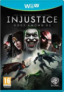 Injustice Gods Among Us Nintendo Wii U