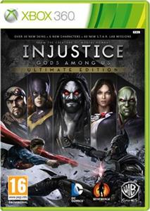 Injustice Gods Among Us Ultimate Edition Xbox360
