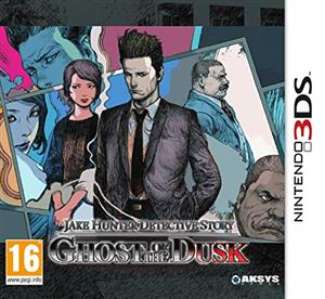 Jake Hunter Detective Story Ghost of The Dusk Nintendo 3DS