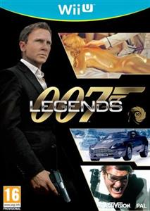 James Bond 007 Legends Nintendo Wii U