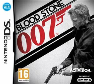 James Bond Bloodstone 007 Nintendo Ds