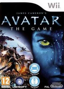 James Cameron's Avatar The Game Nintendo Wii