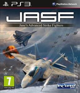 Jane's Advanced Strike Fighters PS3
