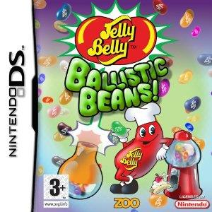 Jelly Belly Ballistic Beans Nintendo Ds