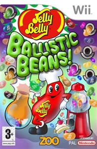 Jelly Belly Ballistic Beans Nintendo Wii