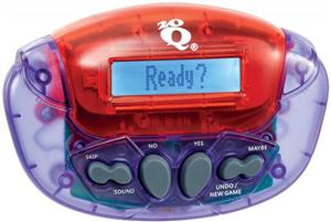 Joc 20q Electronic Question Game
