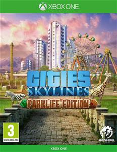 Joc Cities Skylines Parklife Edition Xbox One Game