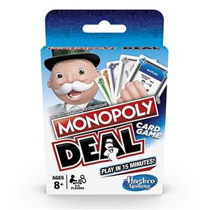 Joc Monopoly Deal Card Game