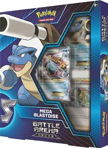 Jocuri Carti Pokemon Battle Arena Decks Charizard X And Mega Blastoise