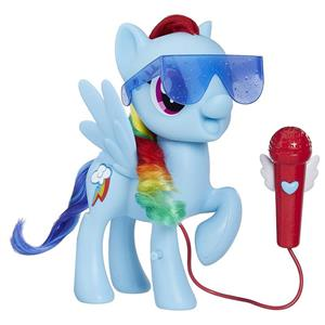 Jucarie My Little Pony Singing Rainbow Dash