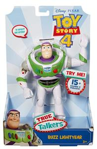 Jucarie Toy Story 4 True Talkers Buzz