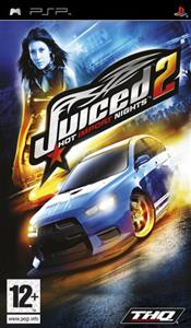 Juiced 2 Hot Import Nights Psp
