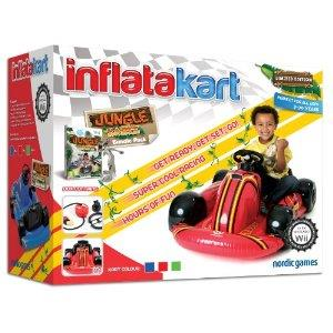 Jungle Kartz Cu Inflatakart Red Nintendo Wii