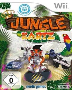 Jungle Kartz Nintendo Wii