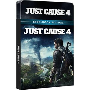 Just Cause 4 Steelbook Xbox One