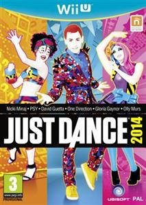Just Dance 2014 Nintendo Wii U