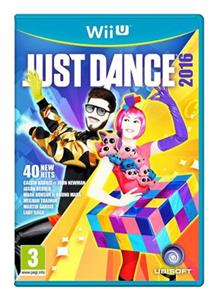 Just Dance 2016 Nintendo Wii U