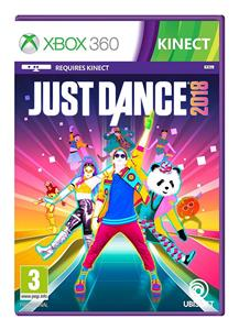 Just Dance 2018 Xbox360