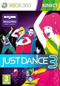 Just Dance 3 (Kinect) Xbox 360