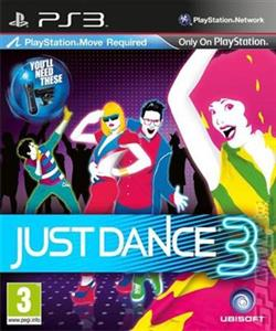 Just Dance 3 (Move) PS3