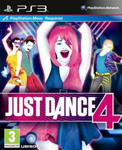 Just Dance 4 (Move) PS3