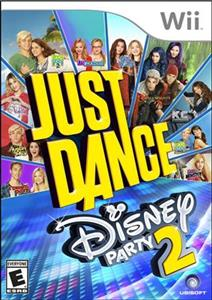 Just Dance Disney Party 2 Nintendo Wii