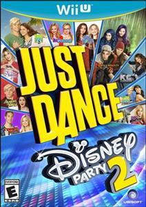 Just Dance Disney Party 2 Nintendo Wii U