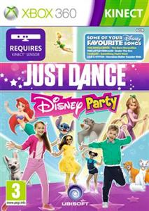 Just Dance Disney Party (Kinect) Xbox360
