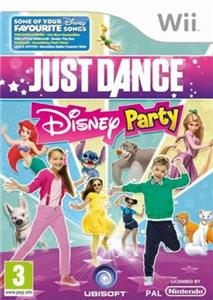 Just Dance Disney Party Nintendo Wii