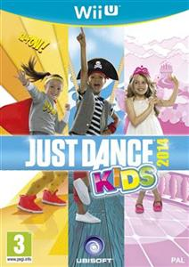Just Dance Kids 2014 Nintendo Wii U