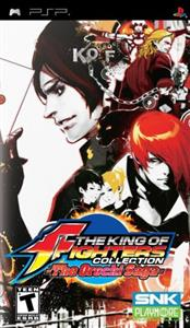 King Of Fighters Orochi Saga Nla PSP