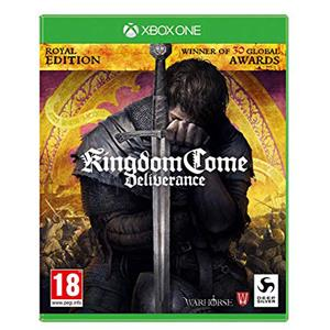 Kingdom Come Deliverance Royal Edition Xbox One