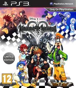 Kingdom Hearts 1.5 Limited Edition Ps3