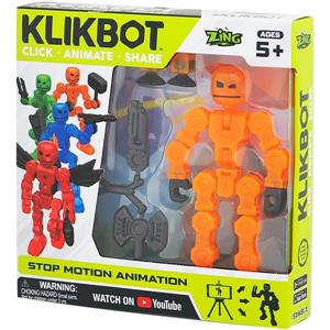 KlikBot Hero Blind Figure Random Supplied