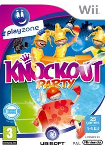 Knockout Party Nintendo Wii