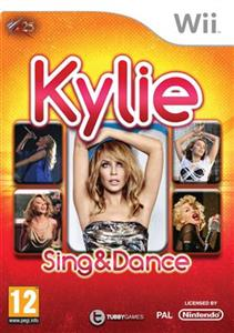 Kylie Sing And Dance Nintendo Wii
